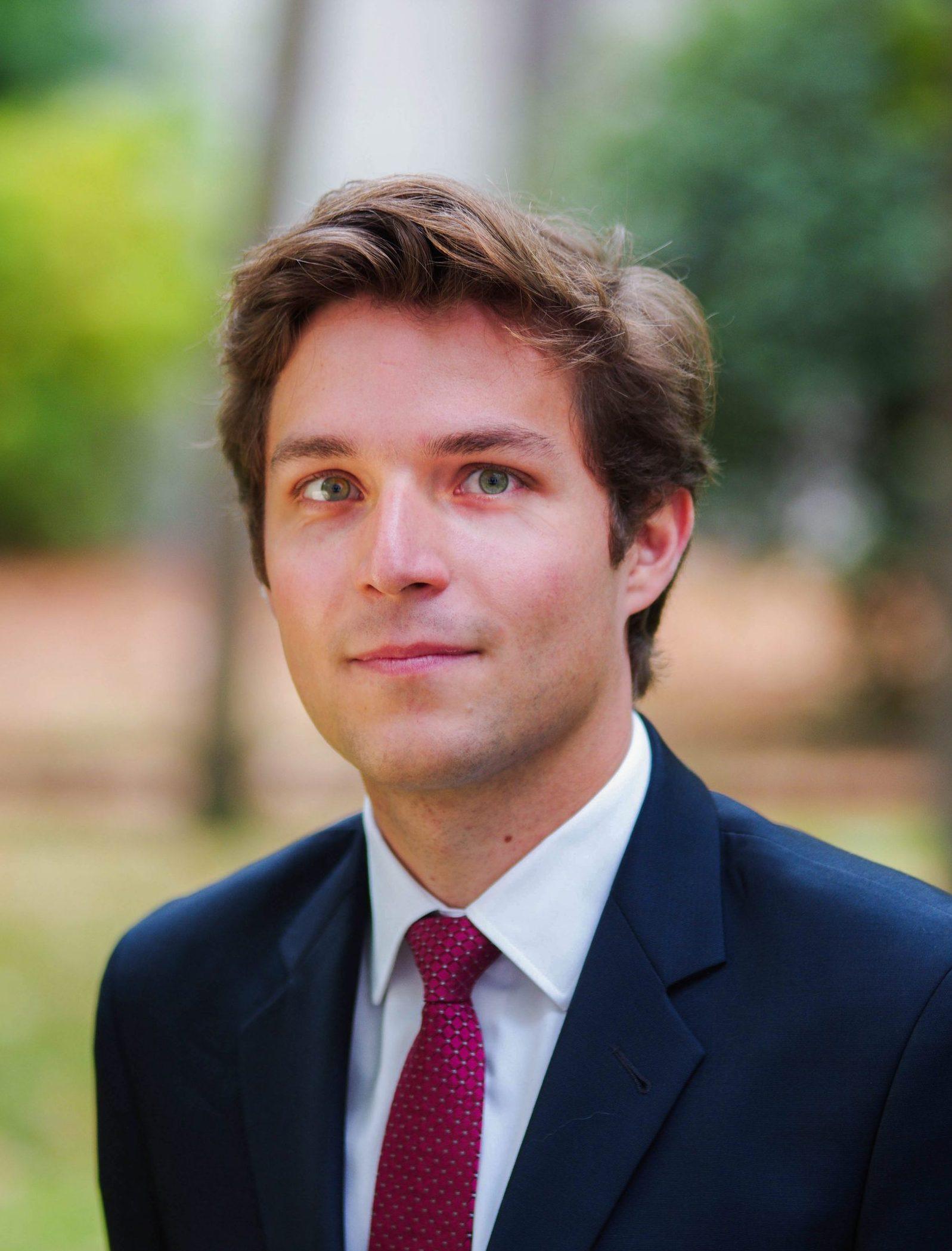 Jean-Alexandre VAGLIO (Trésorier)