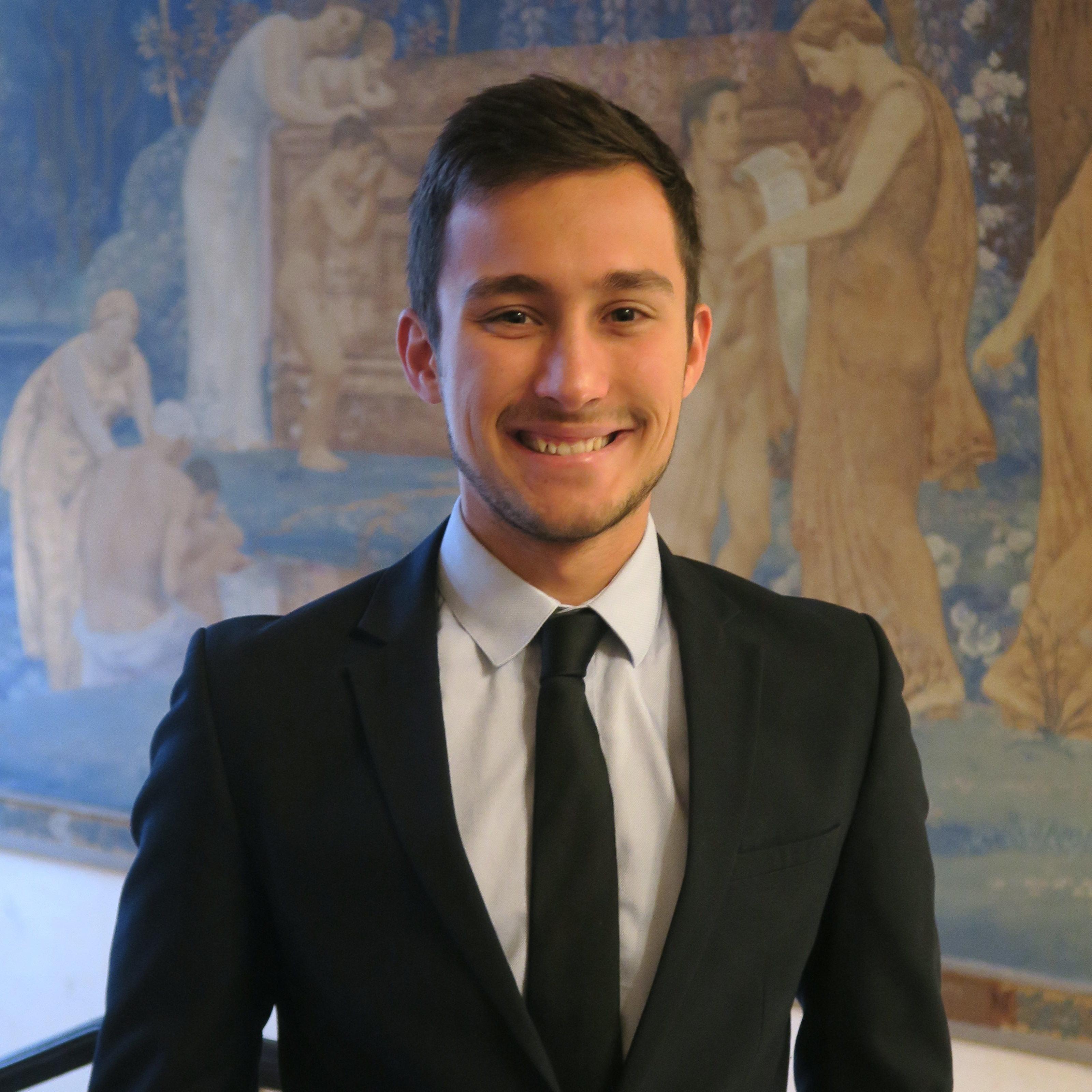 Adrien BARROCAS (Trésorier)