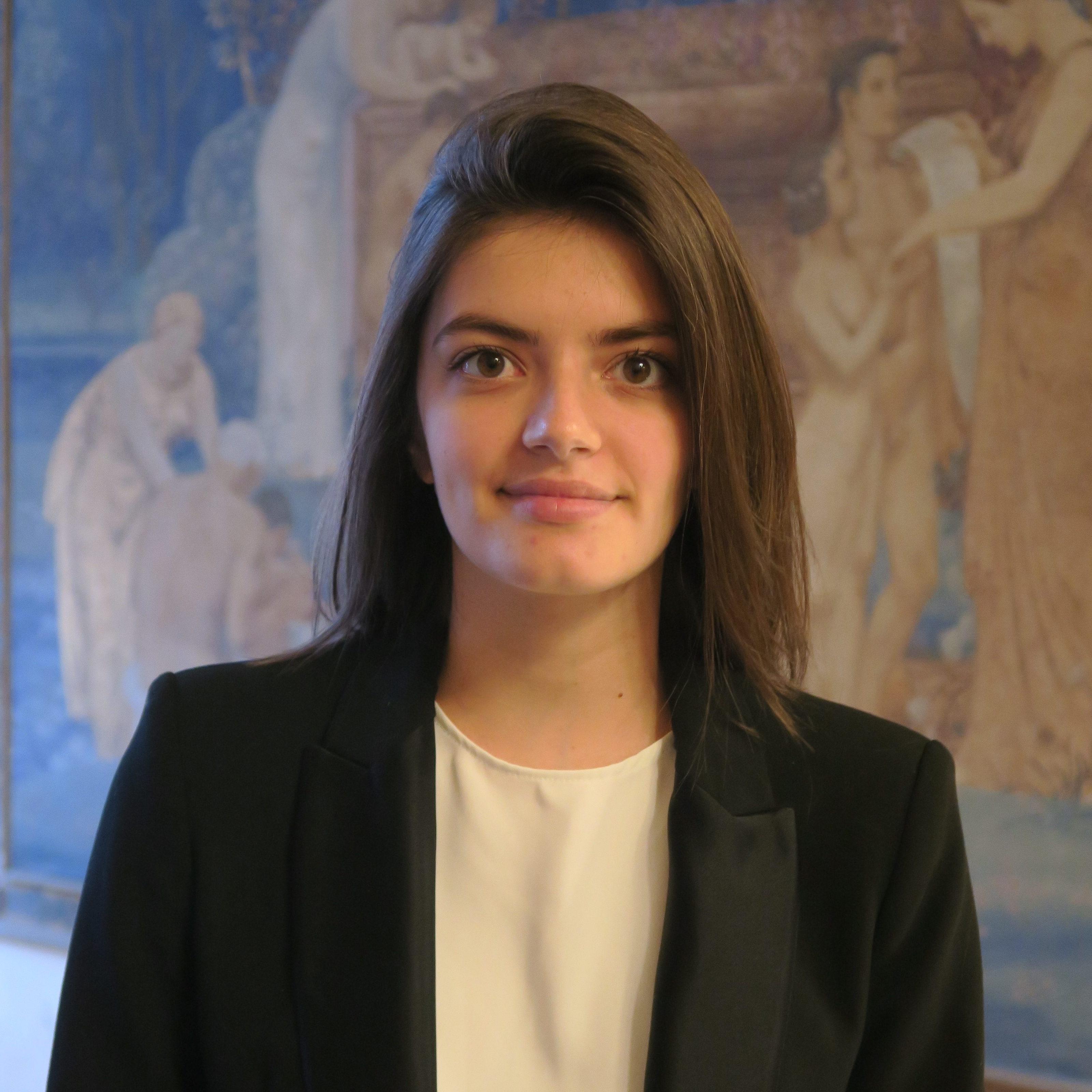 Athénaïs PEREIRA